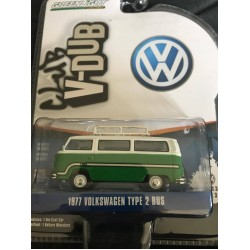 Club V-Dub Series 3 - 1977 Volkswagen Type 2 Bus
