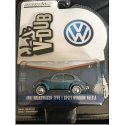 Club V-Dub Series 3 - 1951 Volkswagen Type 1 Split Window Beetle