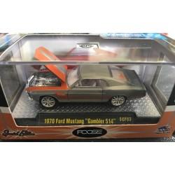 """Foose 1970 Ford Mustang """"Gambler 514"""" Chase"""