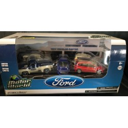 Motor World Ford Showcase - Ford Explorer Green Machine