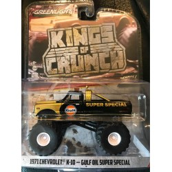 Greenlight Kings of Crunch Series 1 Gulf Oil Super Special
