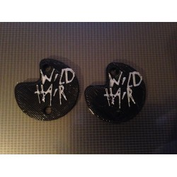 "CPE-WILDHAIRMOTCVR: ""Wild Hair"" Embossed Motor Covers"
