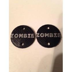 "CPE-ZOMBMOTCVR: ""Zombie"" Embossed Motor Covers"
