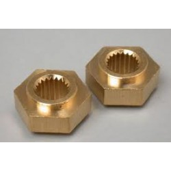 CPE-CLODHEX:  Clodbuster Brass 12MM Drive Hex Set