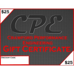 CPE-GC025: CPE $25 Gift Certificate