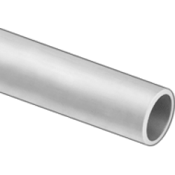 CPE-ALTUBE: 3' Seamless 6061 Aluminum Tube