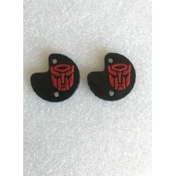 "CPE-AUTOMOTCVR: Transformers ""Autobot"" Embossed Motor Covers"