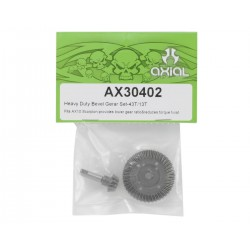 "CPE-AX30402: Axial HD ""Underdrive"" Bevel Gear Set (43/13)"