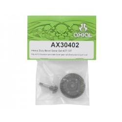 "CPE-AX30402: Axial HD ""Underdrive"" Bevel Gear Set (43/13)"