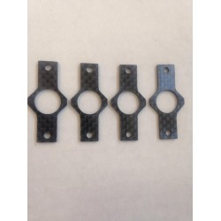 CPE-AXL1CF: Clodbuster Inner Axle Stiffeners - Carbon Fiber