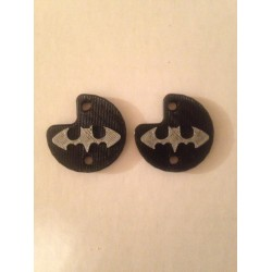 "CPE-BATMOTCVR: ""Batman"" Embossed Motor Covers"