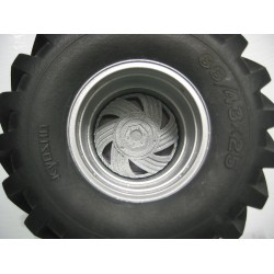 CPE-BFWHL: Bigfoot Scale Directional Wheel Inserts