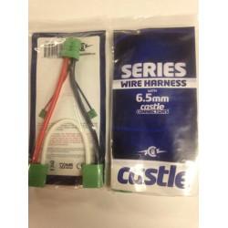CPE-CASTLE65SER: Castle Creations 6.5MM Series Harness