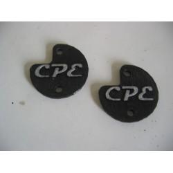 """CPE-CPEMOTCVR: """"CPE"""" Embossed Motor Covers"""