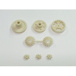CPE-DIFF1: Clodbuster Replacement Gearset