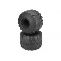 CPE-FIRESTORMg: Clodbuster Firestorm Monster Truck Tires - Med
