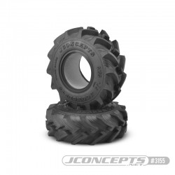 "CPE-FLINGKING26b: Fling King 2.6"" Mega/Mud Truck Tires - Soft"