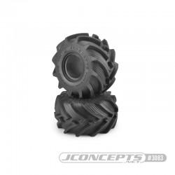 "CPE-FLINGKING22b: Fling King 2.2"" Mega/Mud Truck Tires - Soft"