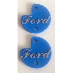 "CPE-FORDMOTCVR: ""Ford"" Embossed Motor Covers"