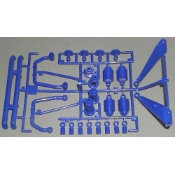 CPE-FPARTb: Clodbuster F Parts Tree - Blue