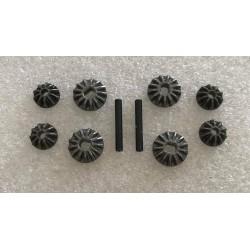 CPE-GEAR1310: Steel 13T/10T Open Diff Gear Set