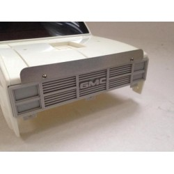"""CPE-GRILL10: Clodbuster """"Billet"""" GMC Sierra Grill"""