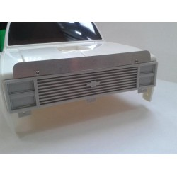 "CPE-GRILL03: Clodbuster Mid 80s ""Billet"" Chevy C/K Grill"