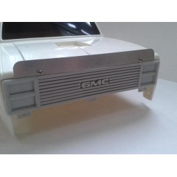 """CPE-GRILL05: Clodbuster """"Billet"""" GMC Sierra Grill"""