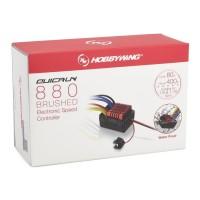 CPE-HW880ESC: HOBBYWING QUICRUN 880 Waterproof Dual Brushed Motor ESC