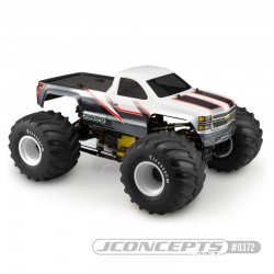 JConcepts 10th Scale 2014 Chevy 1500 Single Cab MT Body