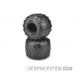 CPE-JCTb: Clodbuster JCT Monster Truck Tires - Soft