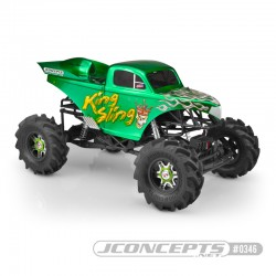 JConcepts 10th Scale King Sling Mega Truck Replica Body