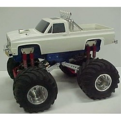 """CPE-LFT1: Clodbuster 1/2"""" Suspension Lift Kit"""