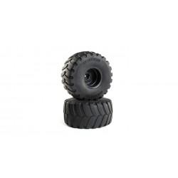 "CPE-MUNITION: Munition 2.2"" Monster Truck Tires/Wheels"