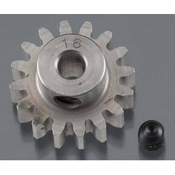 CPE-PIN16: Replacement 16T/32P Steel Pinion