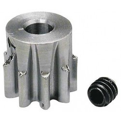 CPE-PIN09: Replacement 9T/32P Steel Pinion