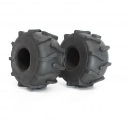 """CPE-PULLER22:  Imex 2.2"""" Puller Monster Truck Tires"""