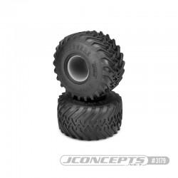 """CPE-RANGERg: Rangers 2.2"""" Scale Monster Truck Tires - Med"""