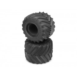 "CPE-RENEGADE26b: Clodbuster 2.6"" Renegades Monster Truck Tires - Soft"