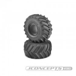 "CPE-RENEGADE22b: 2.2"" Renegades Jr Monster Truck Tires - Soft"