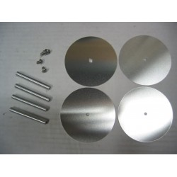 CPE-RNG18: Clodbuster Aluminum Wheel Covers
