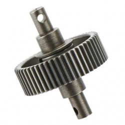 CPE-HDOUTPUT:  Robinson Racing SCX10 HD Hardened Gear w/Extra Hard Output Shaft