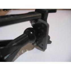 CPE-SHKLNKCF: Clodbuster Carbon Fiber Shock/Link Mounting Plate