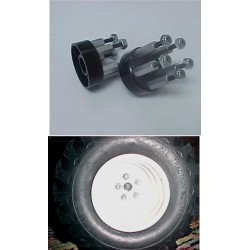"""CPE-SPA2: Clodbuster 1-1/2"""" Wheel Spacer Kit"""