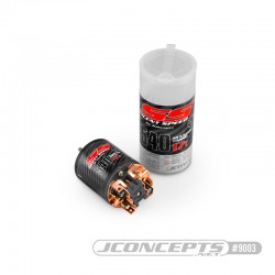CPE-SSPEED17: JConcepts Silent Speed 17T Adjustable Timing Brushed Motor