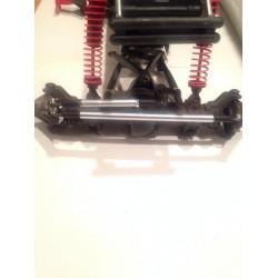 CPE-WKSTR1: Stock HPI Wheely King Aluminum Steering Links