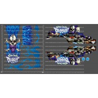 CPE-SUDDECAL: Son Uva Digger Decal Sheet