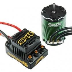 CPE-SW4_5700KV: Castle Creations SW4 ESC / 5700kv Sensored Motor Combo