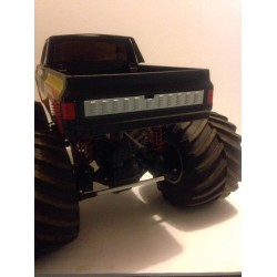 CPE-TAIL3: Clodbuster Louvered Tailgate Insert