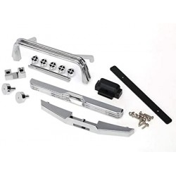 CPE-TRA3662: Bigfoot 1 Chrome Accessories Pack